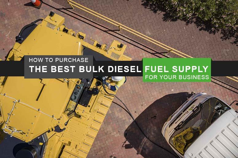 Diesel Fuel Supply