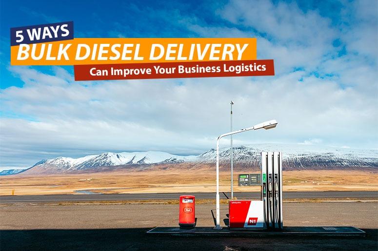 bulk diesel delivery