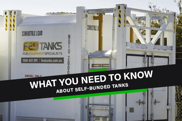 self-bunded tanks for sale