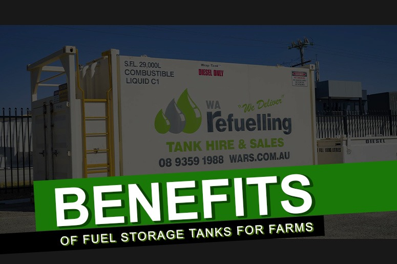 Benefits of Fuel Storage Tanks For Farms