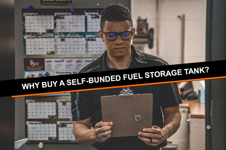 Why Buy A Self-Bunded Fuel Storage Tank Perth