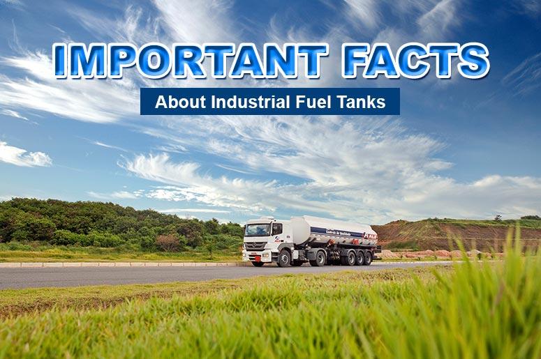 Industrial Fuel Tanks Australia